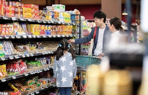 剁手党|琳琅满目挑花眼!好逛又好买的日本大型超市