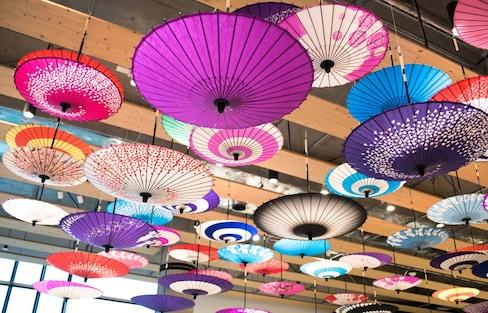 【深度日本】結合傳統工藝和現代設計的日本傳統和傘