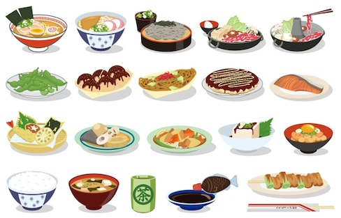 Japanese Foods to Know Before You Go