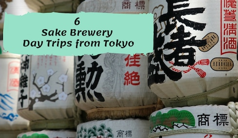 6 Sake Brewery Day Trips from Tokyo
