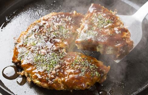【日本美食】必吃庶民小吃!關西風&廣島風好吃燒名店6選
