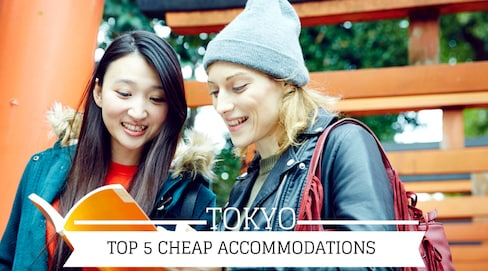 Top 5 Budget Accommodation Types in Tokyo