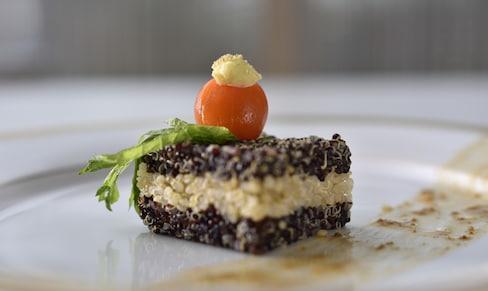 Michelin Star-Worthy Vegan Cuisine in Tokyo
