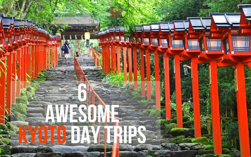 6 Awesome Day Trips from Kyoto