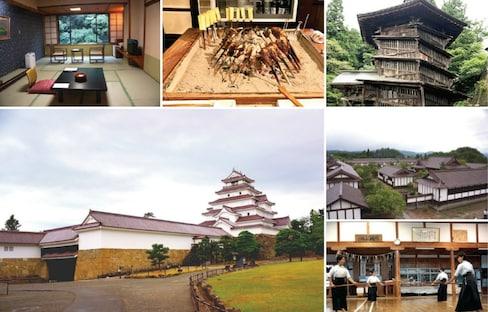Enter the Samurai Time in Aizuwakamatsu