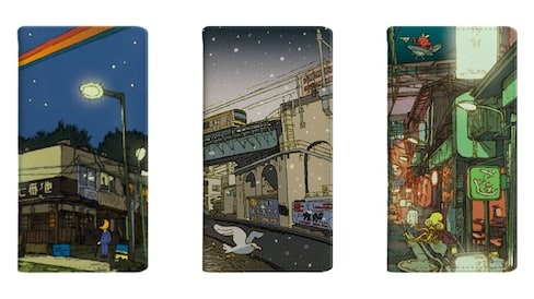 Awesome iPhone Cases Show Off Surreal Tokyo