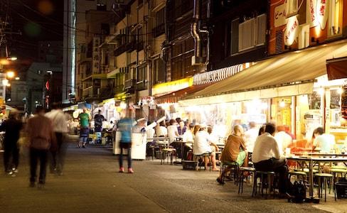 아사쿠사에서 경험할 수 있는 일본 전통 선술집