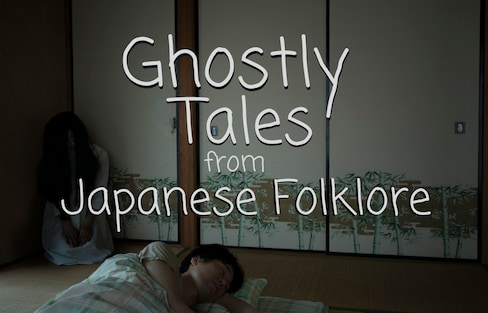 Ghostly Tales from Japanese Folklore