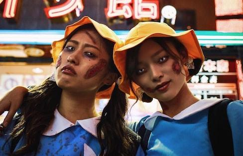 Shibuya's 2018 Halloween Highlights