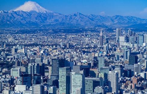 ข้อมูลการเที่ยวโตเกียวฉบับสมบูรณ์
