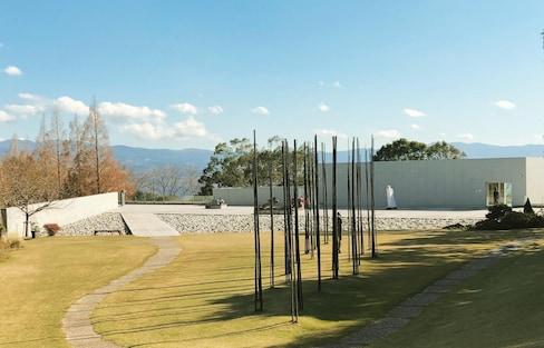 【東京出發一日小旅行】走入靜岡的美好藝境「Vangi 雕刻庭園美術館」