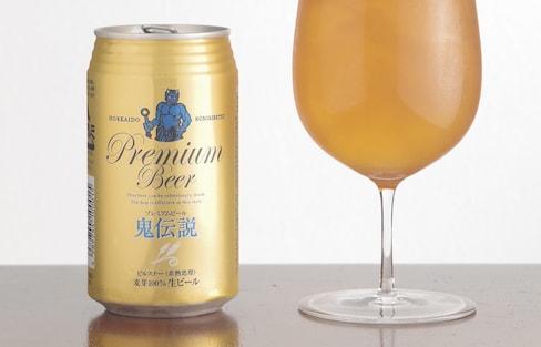 홉과 과일의 산미가 돋보이는 오니덴세츠 맥주