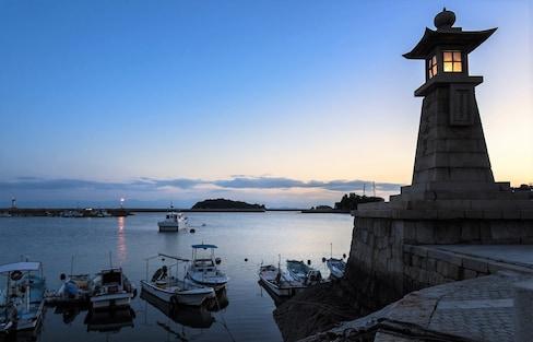 漫步「崖上的波妞」的故鄉,到風貌猶存的廣島「鞆之浦」感受港町昔日繁榮