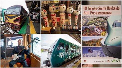 【日本旅遊票券】造訪日本東北和函館必持的「JR東北・南北海道鐵道周遊券」