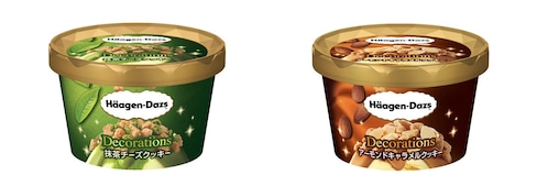 Häagen-Dazs' New Japanese Limited-Time Flavors