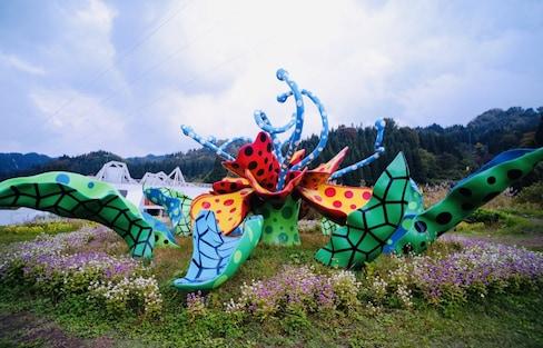 有山有海有藝術!東京出發3天2夜新潟在地美食溫泉之旅