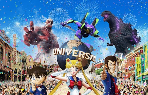 Universal Cool Japan 2019 Spring Attractions!