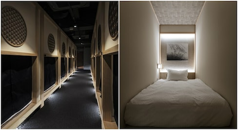 Tokyo Capsule Hotel Can Help You Find Your Zen