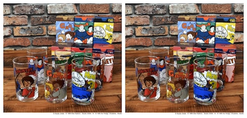 Awesome Studio Ghibli Glassware Collection