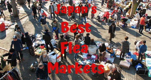 Japan's Best Flea Markets