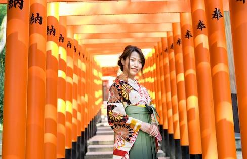 畢業生除了學士服的其他選擇?到日本體驗傳統服飾「袴」的魅力吧!
