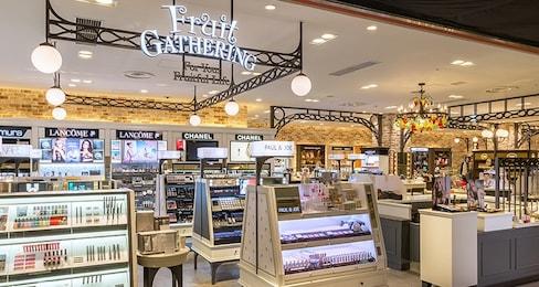 【東京購物】與品川車站直通的複合式美妝店「Fruit Gathering」