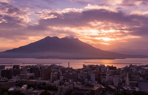 Four Fantastic Things to Do in Kagoshima
