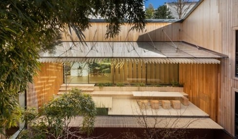 Kengo Kuma Redesigns Kenzo Takada's Paris Home