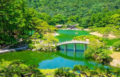 Ritsurin: Shikoku's Finest Daimyo Garden