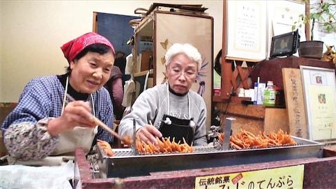 楓葉也能吃?大阪・箕面必吃名物「楓葉天婦羅」