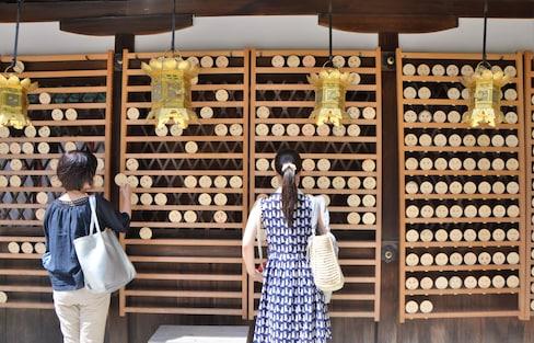京都一日遊提案!漫步小說中的登場舞台&世界遺產「下鴨神社」