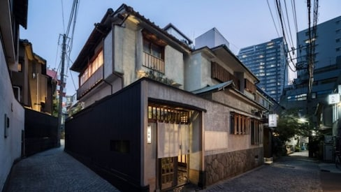 Stylish Tokyo Townhouse—Only $6,000 a Night!