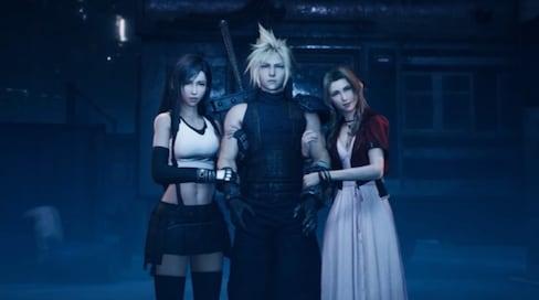 Updated Final Fantasy VII Remake Teaser Video