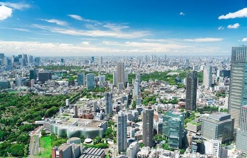 Tokyo R&R with Mitsui Garden Hotel Jingu-Gaien