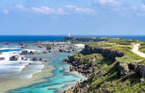 Cruise Around Okinawa with The Wandering Quinn