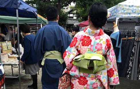 【京都自由行】在京都的手作市集 發現在地的美感生活