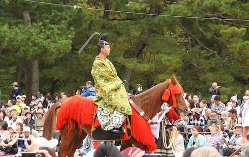 秋天到京都賞楓 別忘了將 「時代祭」 一起排進行程