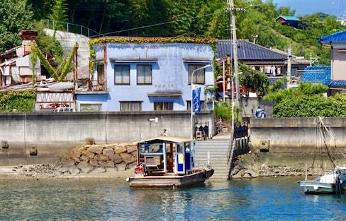 從漁港小鎮變成文青老街 愛媛松山「三津濱」老街的漫步時光