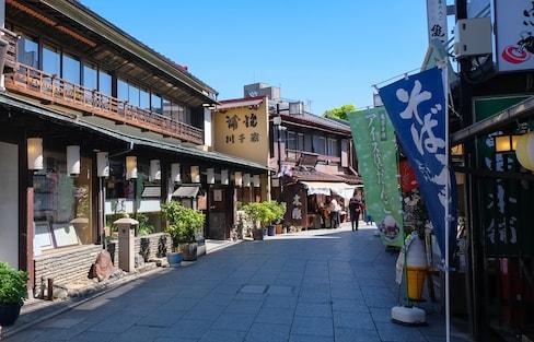 แนะนำ 5 ย่านเมืองเก่าบรรยากาศย้อนยุคในโตเกียว