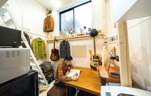 Tiny Tokyo Apartments Are Surprisingly Popular