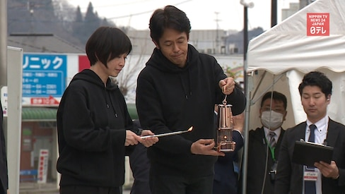Japan to Scale Down Olympic Torch Relay