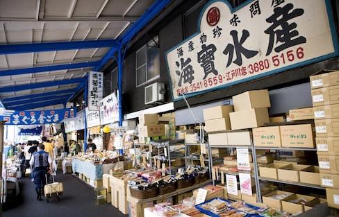 """手势暗语堪比谍战片!海鲜爱好者大呼真香——日本筑地市场的""""前世今生"""""""