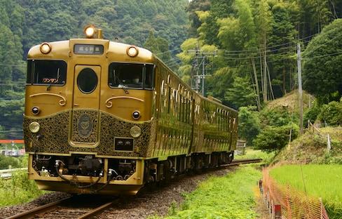 【日本觀光列車特輯・九州篇】移動城堡般的「ARU列車」與極致甜點的幸福感動