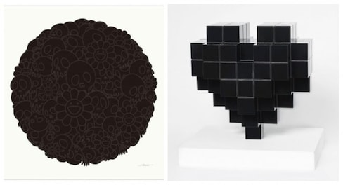 Japanese Art Supporting 'Black Lives Matter'