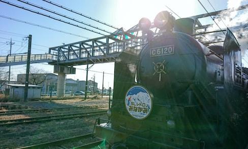 日本群马:和「SL群马 水上号」蒸汽火车一起,来一场复古之旅吧!