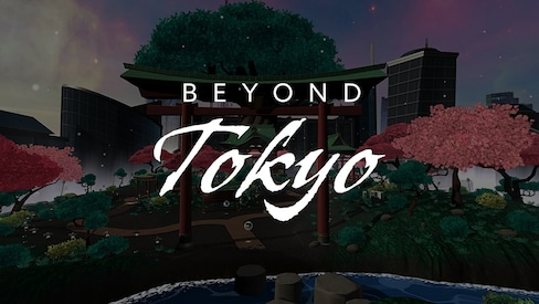 Take a Virtual Tour 'Beyond Tokyo'