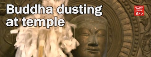 Getting the Dirt off Buddha's Shoulders