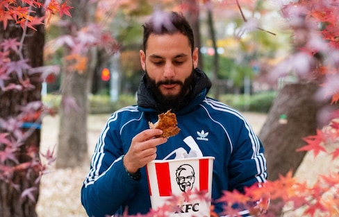 I Spent a Week Eating Nothing but KFC Chicken
