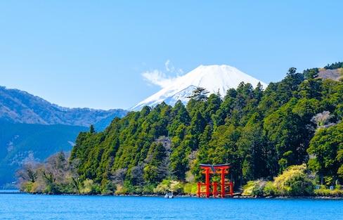 与众不同!文艺青年专属箱根2日游——温泉、美景与艺术都不可辜负!