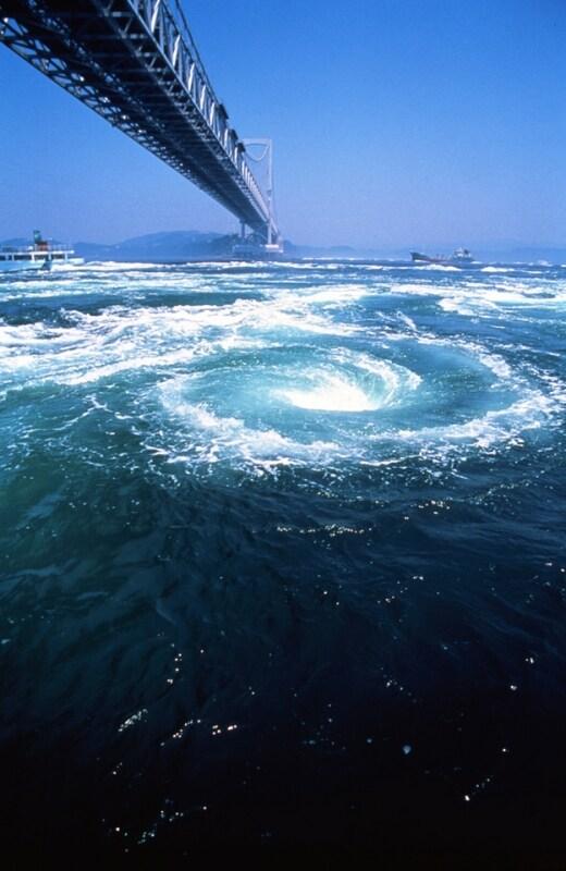世界最大級鳴門の渦潮を間近に体験!うずしおクルーズ(画像)(3ページ目)